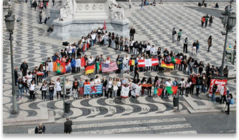 ECHELON Gathering in Portugal