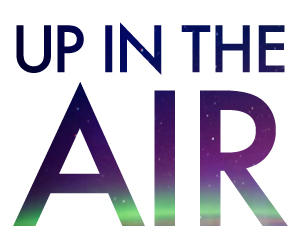 UP IN THE AIR: Official Lyric Video