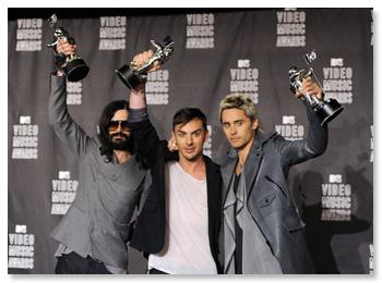 VMA moonmen