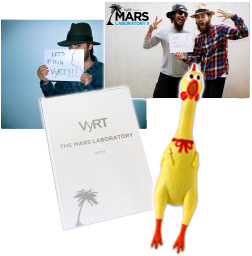 From the Official MARS Store