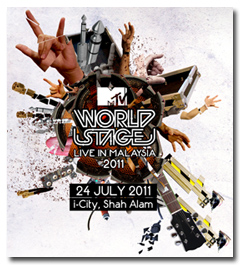 MTV Asia World Stage