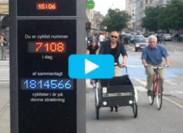 Copenhagen Corner Bike Counter on Vimeo