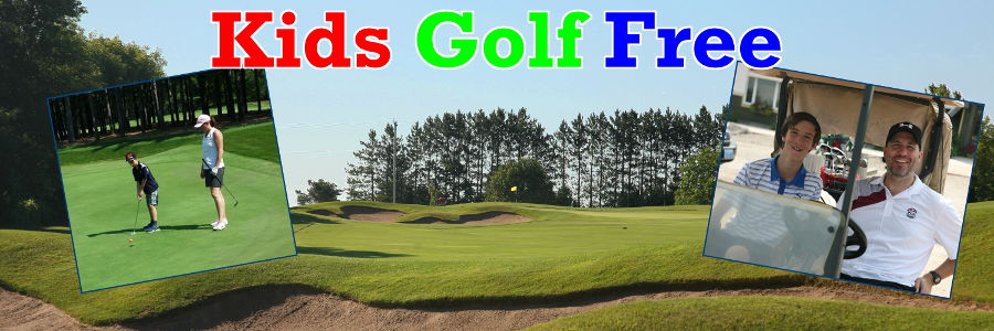 Kids Golf Free at OVG
