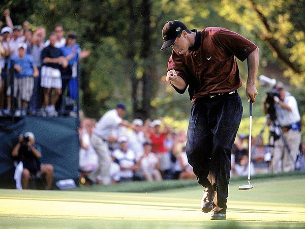 Tiger Woods - 2000 PGA Championship