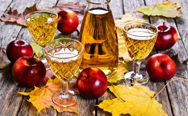 Bourbon Maple Cider