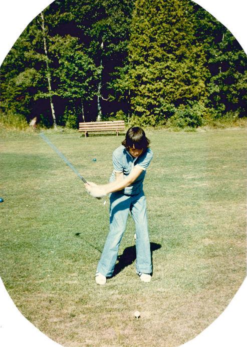 Young Bob McClure