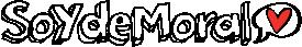 SoyDeMoral.com Logo