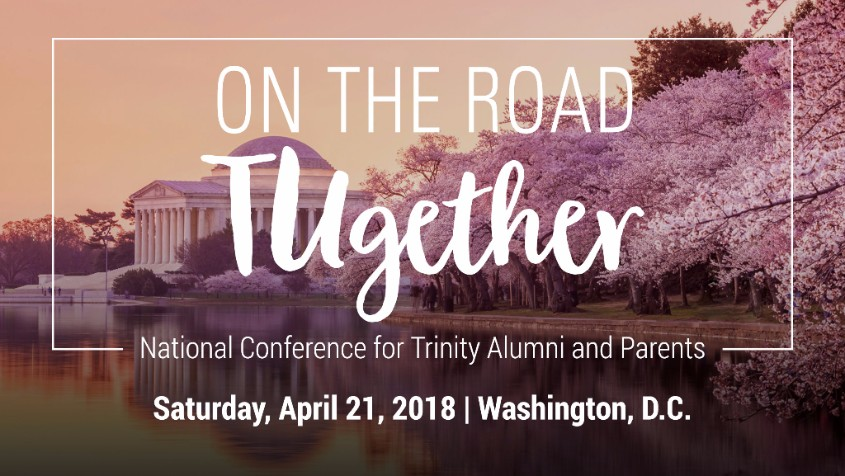 On the Road TUgether April 21, 2018. Washington DC