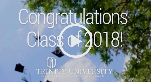 Congratulations Class of 2018 video