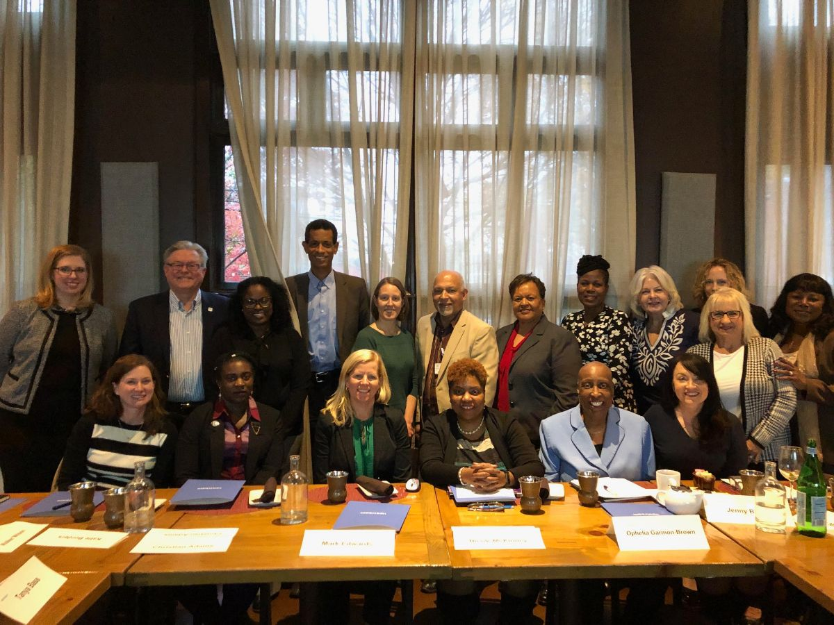 Image: Upstream North Carolina Advisory Committee Meeting