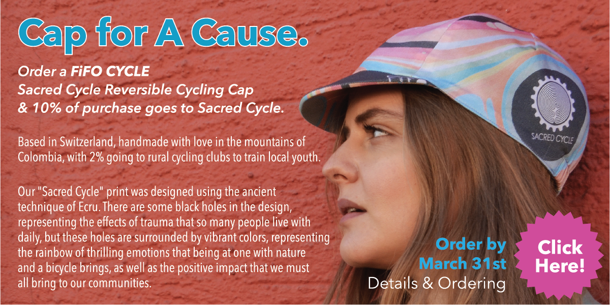 FiFO Cycle Sacred Cycle Cap