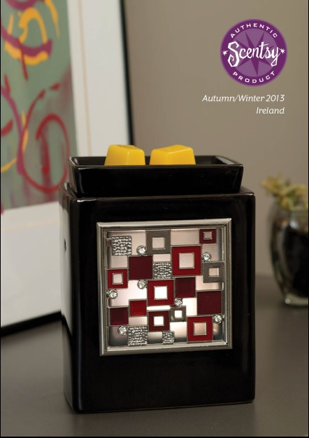 New Scentsy A/W 2013 catalogue