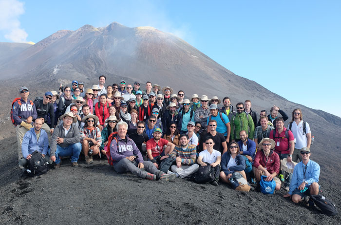 Third DCO ECS Workshop Etna