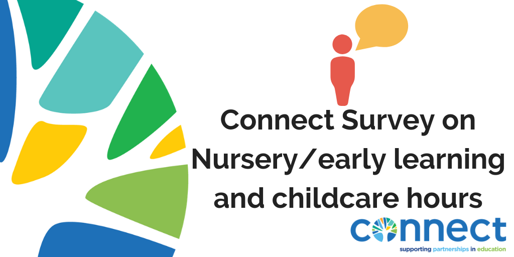 Connect nursery hours survey icon