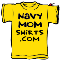 Navy Family Shirts by NavyMomShirts.com