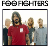 Foo Fighters to Rock the Isle of Wight Festival 2011