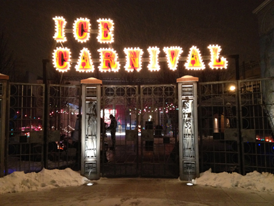 Ice Carnival III at the Hygienic Annual Show