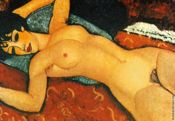 Nu de Sdraiato (Modigliani)