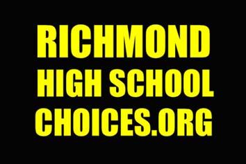 Richmond High School Choices