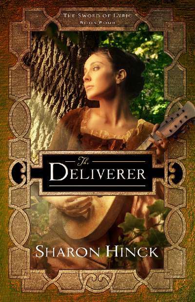 Story Behind the Story of The Deliverer by Sharon Hinck