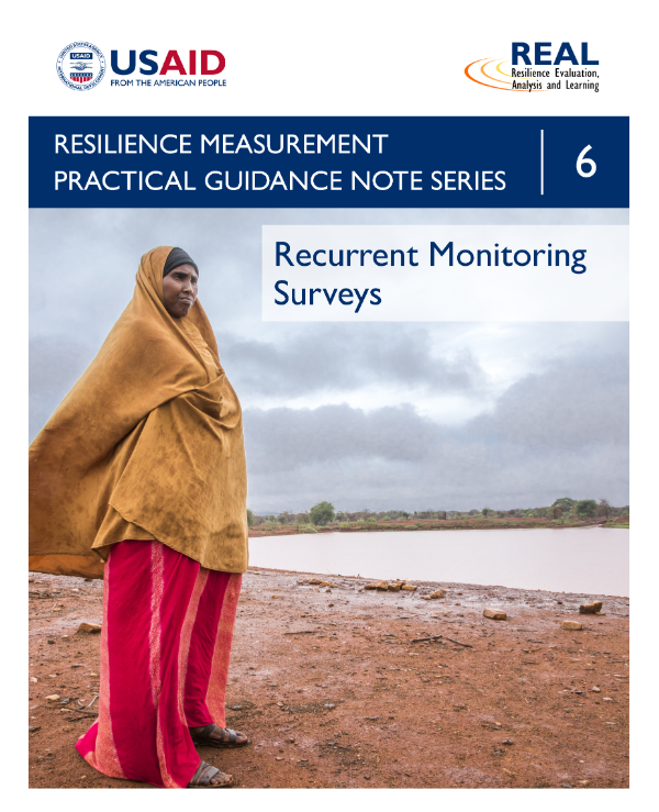Image of the cover of guidance note 6