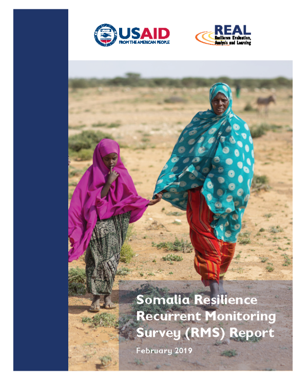 Image of the cover of the Somala RMS Report