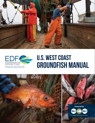 U.S. West Coast Groundfish Manual