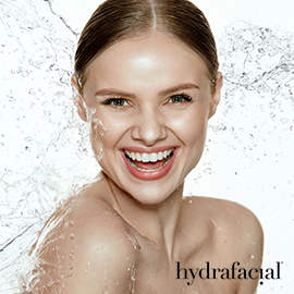 Get Your Skin Holiday Party Ready : Purchase a HydraFacial®, Get a FREE Derma Builder Upgrade!