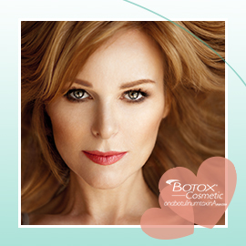 Love Your Face: Purchase a Filler, Get a BOTOX® Treatment for FREE