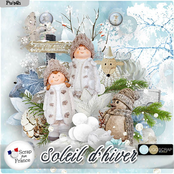 Xmas sales 50% off + Freebie by Tinker Scrap + Free for any purchase