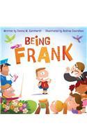 Being Frank Donna Earnhardt children's book Barnhill's
