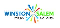 winston salem centennial logo