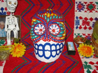 dias de lost muertos days of the dead museum of anthropology Wake Forest University WFU