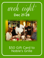 my winston salem local holiday gift giveaway nobles grille week 8