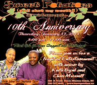 sweet potatoes well shut my mouth a restaurant 10th anniversary