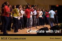 MLK celebration WFU Gospel Fest choir martin luther king jr. day