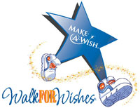 Make a Wish Foundation Walk for Wishes Tanglewood Park