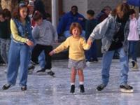 ice skating skate ljvm coliseum annex public