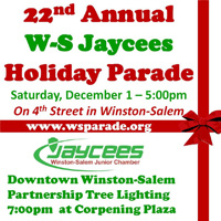 Jaycees Holiday Parade Christmas