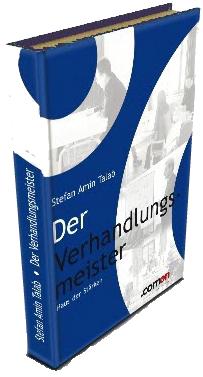 Master Negotiator Book Cover