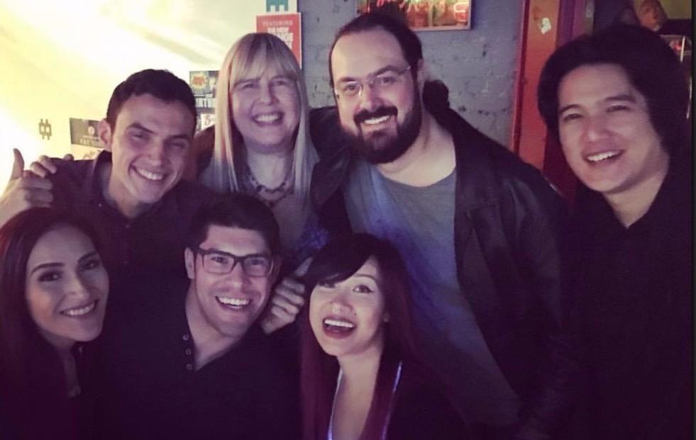 Brad, Jeannie, Luis, Aaron, Vanessa, Marcos & Summer