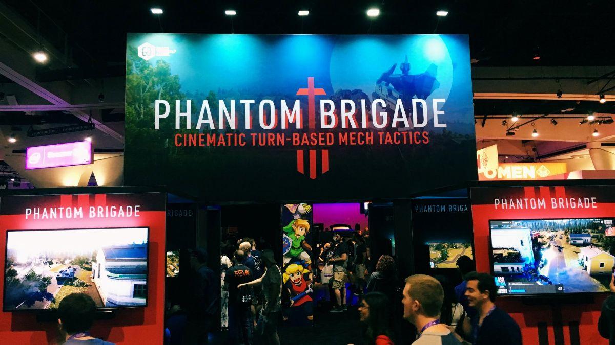 TwitchCon 2019 – Phantom Brigade