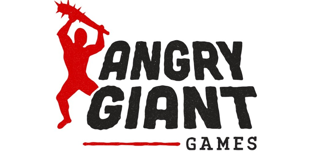 Angry Giant Games - Logo
