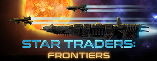 Star Traders: Frontiers – Logo