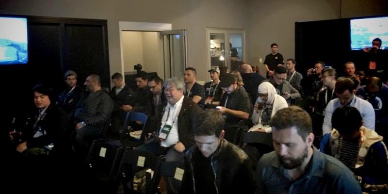 GDC 2018: ARK Park (audience)