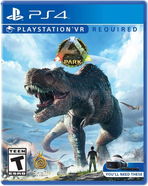 ARK Park PSVR - PS4 pack shot