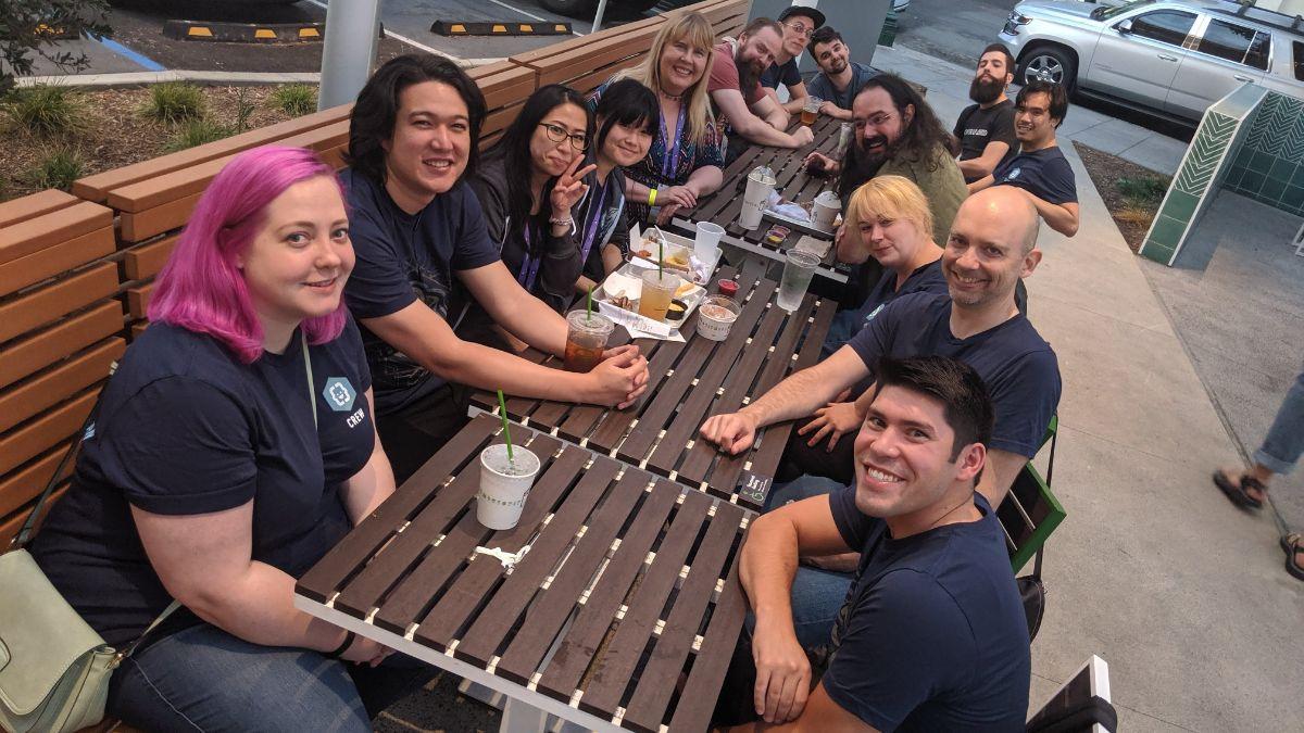 TwitchCon 2019 –Team