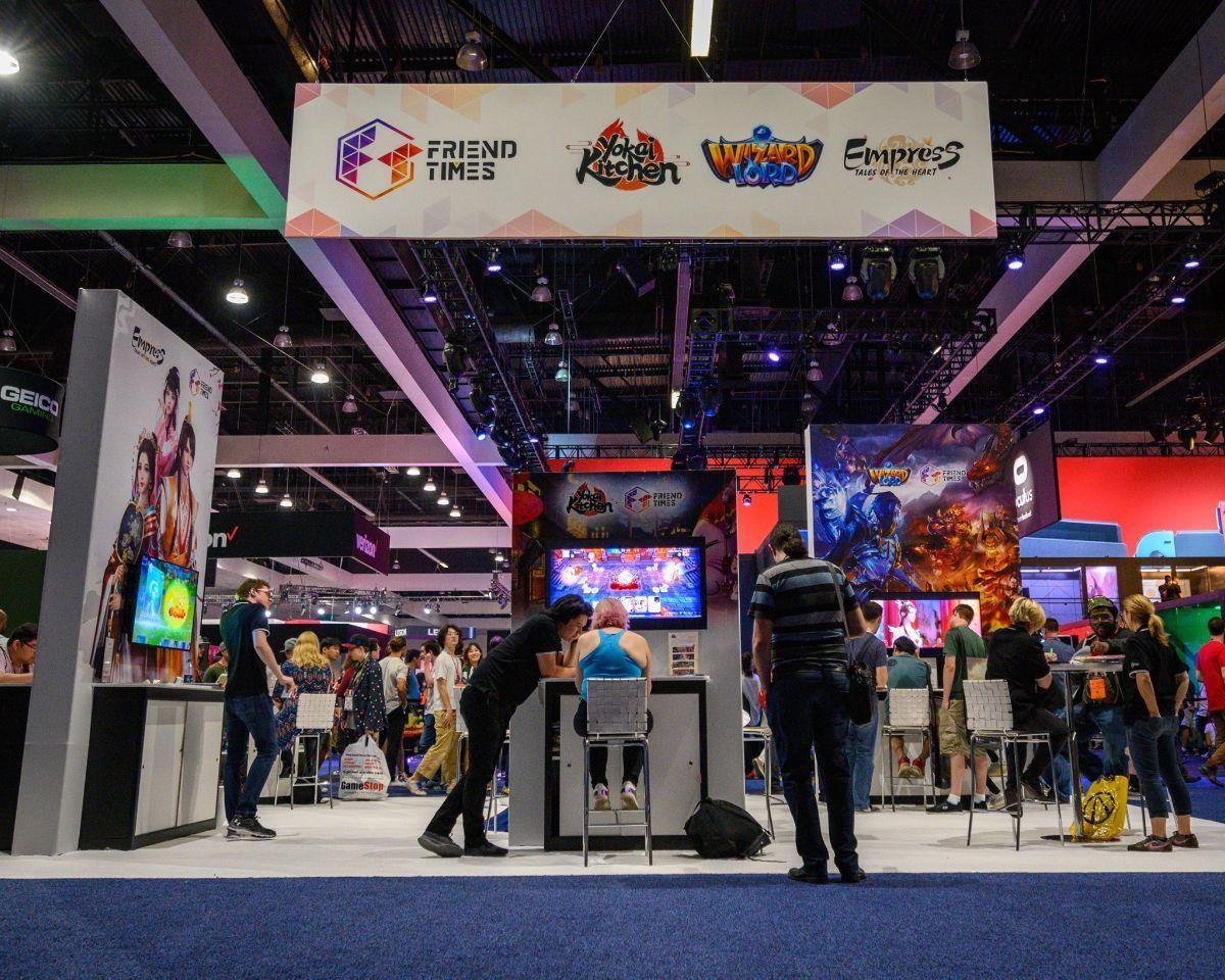 E3 2019 – Booth