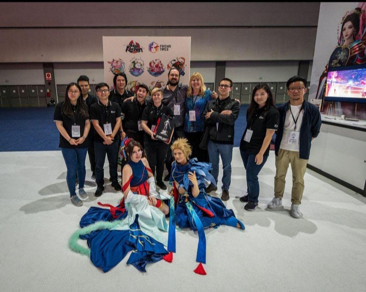 E3 2019 –Team