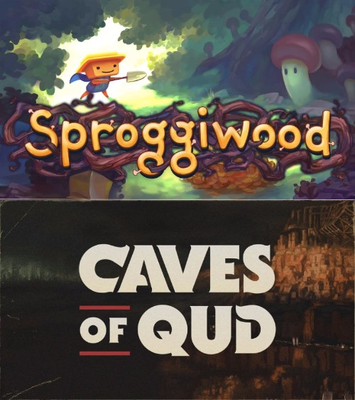 Freehold Games (Sproggiwood & Caves of Qud)